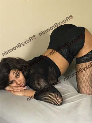 Marie-laetitia escort girl