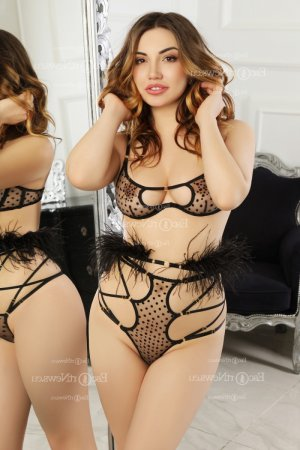 Marie-myriam escorts in Morgantown West Virginia